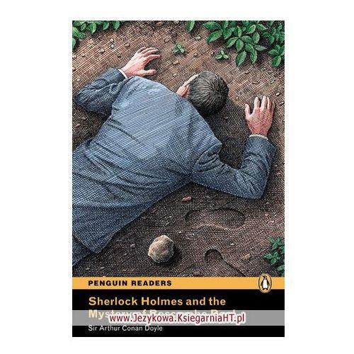 Sherlock Holmes and the Mystery of Boscombe Pool + MP3. Penguin Readers, oprawa miękka