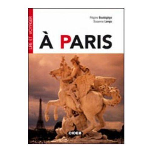 A Paris + Cd (9788853008183)