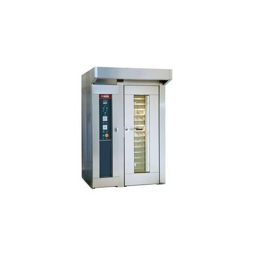 Piec obrotowy piekarniczy elektryczny   15 lub 18 poziomów   28000w   1500x1480x(h)2360mm marki Diamond