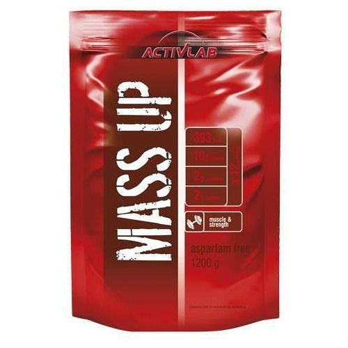 ACTIVLAB Mass Up - 1200g - Walnut