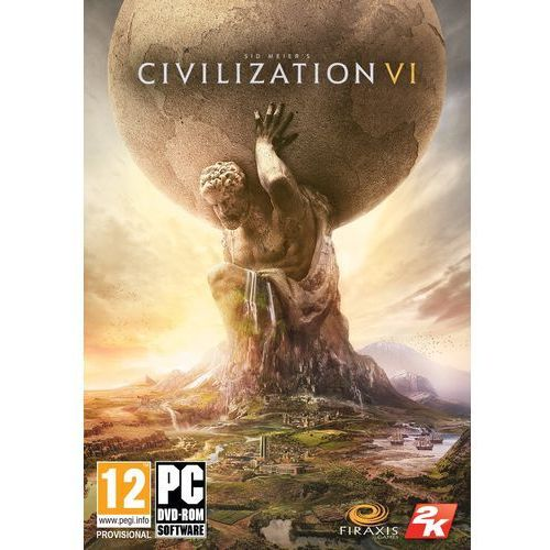 2k games Sid meiers civilization vi special edition