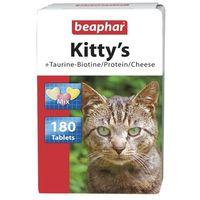 KITTY'S MIX 180szt. - Mix tabletek witaminowych taur.-biot/proteiny/ser dla kotów (8711231127825)