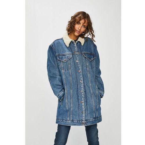 Levi's - Kurtka jeansowa, jeansowa