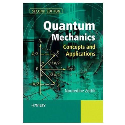Quantum Mechanics Concepts and Applications 2e (9780470026793)