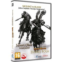 Mount & Blade Warband Ogniem i Mieczem Dzikie Pola (PC)