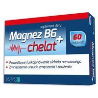 MAGNEZ B6 + Chelat x 60 tabletek