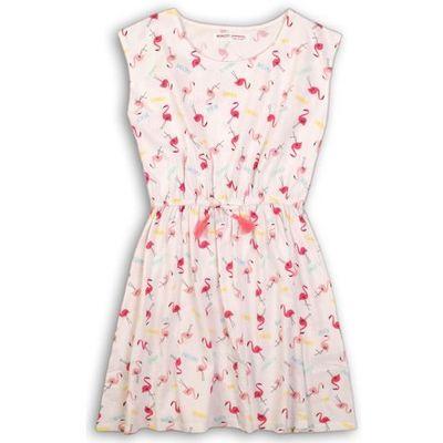 8e7f566650 Minoti sukienka dziewczęca 104 110 różowa