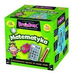 Brainbox Matematyka. Gra Planszowa