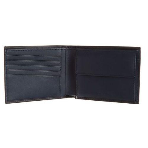 Calvin Klein HIPROFILE COIN Portfel black, K50K503478