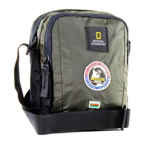 explorer torba na ramię / saszetka / n01103.11 - khaki marki National geographic