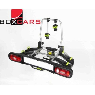 Bagażniki rowerowe do samochodu INTER PACK BOXCARS