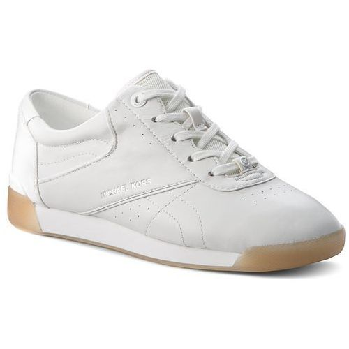 8cd97e859bf34 Sneakersy - addie lace up 43t8aefs2l optic white, Michael michael kors,  36-43