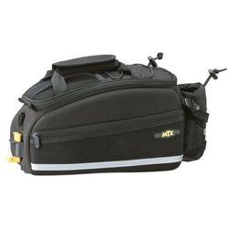 mtx trunk bag ex torba rowerowa czarny torby na bagażnik marki Topeak