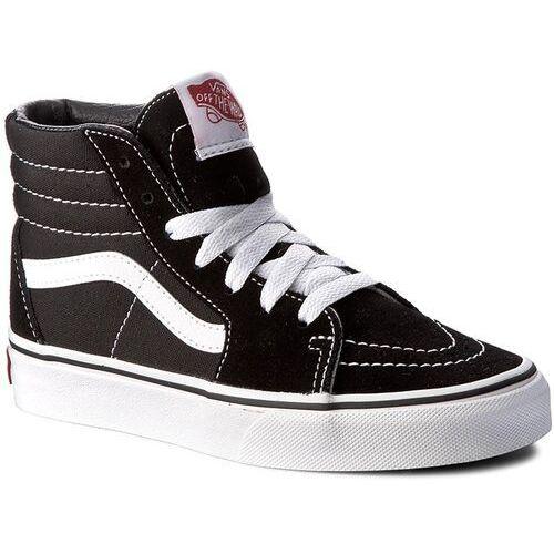 Sneakersy Sk8 Hi Zip VN0A3276VIQ1 (Glitter Stars) BlackTru (Vans)