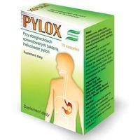Pylox na helicobacter pylori, wrzody, zgagę.