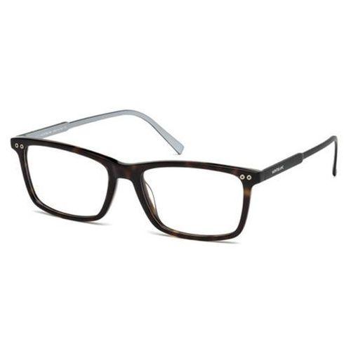 Mont blanc Okulary korekcyjne mb0615 052