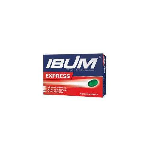 Ibum Express 0,4g x 36 kapsułki