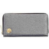 portfel MI-PAC - Zip Purse Glitter Silver (S48)