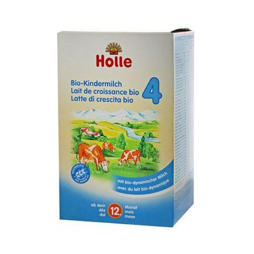 HOLLE 4 600g Mleko następne dla dzieci od 12 miesiąca w proszku BIO