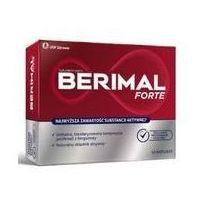 Kapsułki Berimal Forte, 30 kapsułek - Długi termin ważności! DARMOWA DOSTAWA od 39,99zł do 2kg!