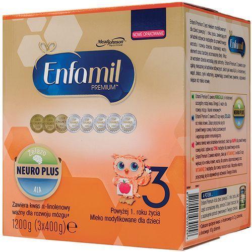 ENFAMIL 1200g Premium 3 Mleko modyfikowane dla dzieci powyżej 1 roku życia