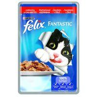 Felix fantastic saszetka 100g - wołowina