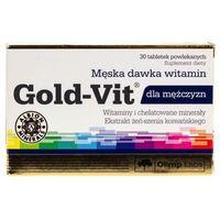 Olimp Gold-Vit dla mężczyzn 30 tab. (5901330043574)