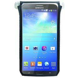 """TOPEAK Smartphone Drybag 6 Black - Pokrowiec na telefon (ekrany 5-6"""") - Czarny"""