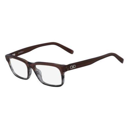 Salvatore ferragamo Okulary korekcyjne sf 2781 271