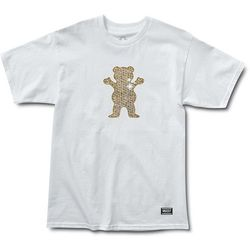 T-shirty męskie  GRIZZLY Snowbitch