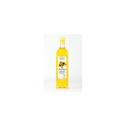 f0ba46761cfd1d Olej słonecznikowy tłoczony na zimno 1000ml - olvita marki Ol'vita -  Zdjęcie Olej słonecznikowy