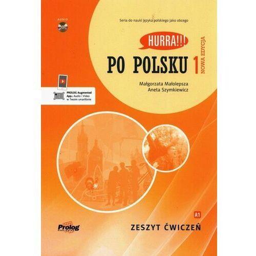 Hurra!!! po polsku 1 zeszyt ćwiczeń. nowa edycja - małolepsza małgorzata, szymkiewicz aneta (2020)