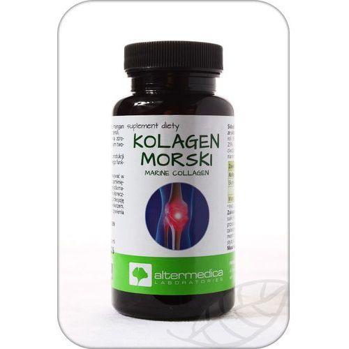 Marine Collagen Morski 90 kaps. (5907530440397)