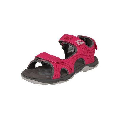 Jack wolfskin sandały 'acora' ciemnoróżowy (4060477081083)