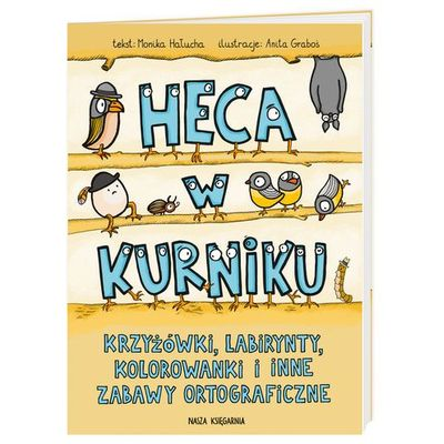 Kolorowanki Nasza Księgarnia MegaKsiazki.pl