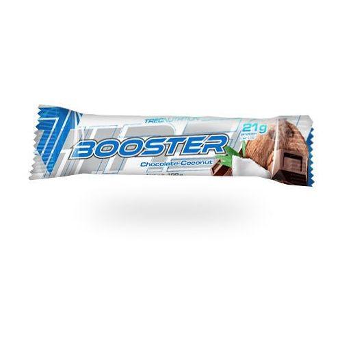 Trec baton baton booster bar - 100g - vanilla chocolate
