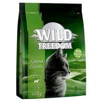 "Wild freedom adult ""green lands"" – jagnięcina - 400 g"