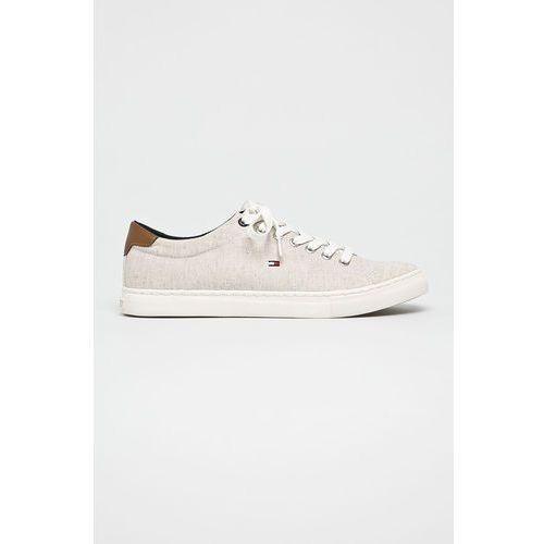 - tenisówki seasonal textile sneaker marki Tommy hilfiger