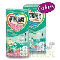 carefresh colors - pink 10l - ściółka różowa marki Chipsi