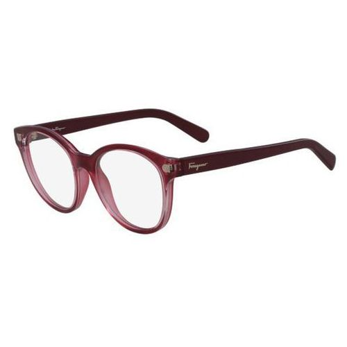 Salvatore ferragamo Okulary korekcyjne sf 2767 613