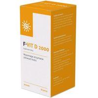 FORMEDS Witamina D3 oraz insulina na zdrowe kości F-VIT D 2000 - 60 saszetek