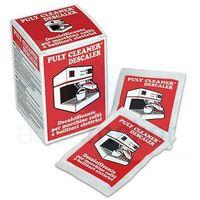 cleaner descaler uniwersalny odkamieniacz do ekspresów ciśnieniowych 10 saszetek marki Puly