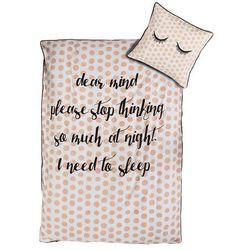 Zestaw kołdra i poduszka, bawełna