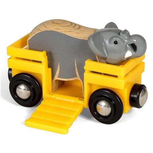 Brio słoń i wagon world