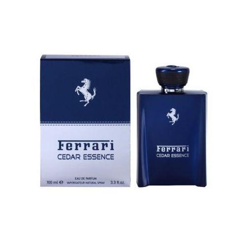 Ferrari cedar essence edp men 100 ml (8002135125209)