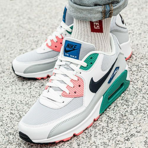 Nike Buty sportowe męskie air max 90 essential (aj1285-100)
