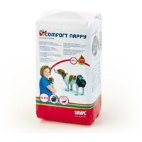 Pieluchy dla psów Savic Comfort Nappy 12 sztuk - Small, PSAV011
