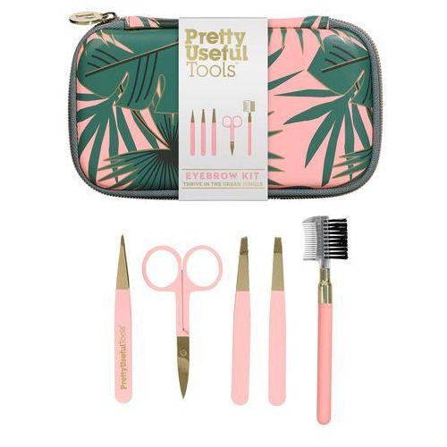 Zestaw do pielęgnacji Brwi Ladies Pink Paradise PrettyUsefulTools