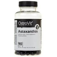 Kapsułki OstroVit Astaxanthin (Astaksantyna) - 90 kapsułek