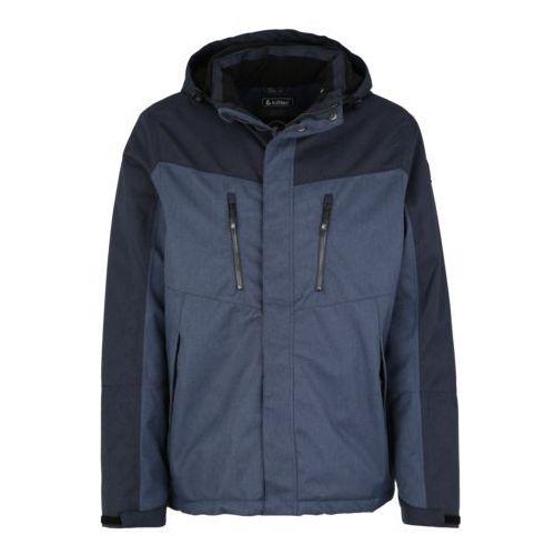 Killtec kurtka outdoor 'tiggo' niebieski / ciemny niebieski (4061393015428)